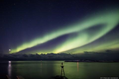 Northern Lights, Senja, Norway 20170302 8.34pm