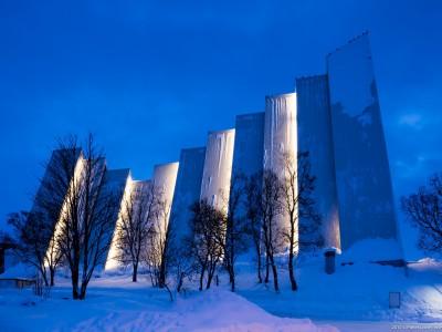 Ishavskatedralen – The Arctic Cathedral, Tromso, Norway