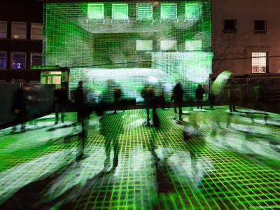 You are Here…Elsewhere, Lichtfestival 2018, Gent