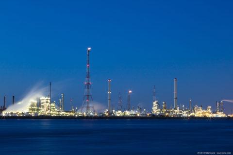Port of Antwerp, Belgium