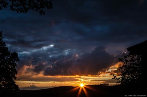 Sunset 20210712 2053, Ambly